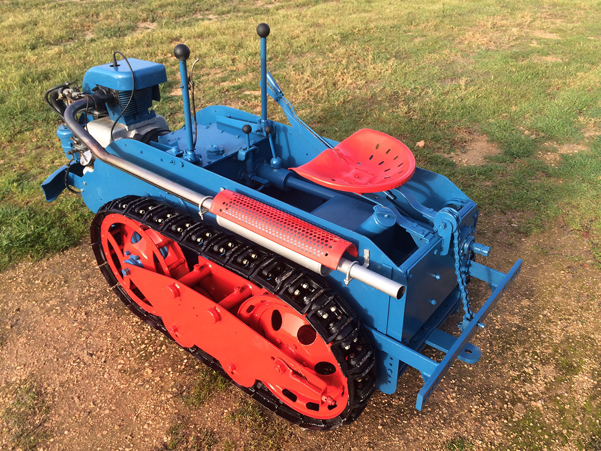 Ransom Mower Seats : Tractors for sale
